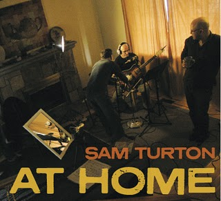 At Home CD cover