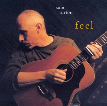feel CD cover